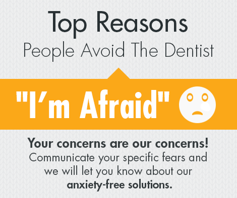 Afraid of the dentist? Dr. Nichole Martin, Lynnwood Dentist, will put your mind at ease.