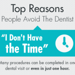 Top 3 Reasons Why People Avoid the Dentist