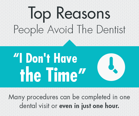Don't have time for the dentist? Lynnwood Dentist Dr. Nichole Martin will accomodate your schedule!